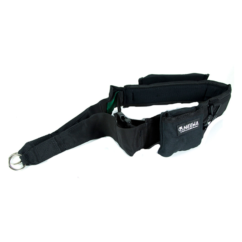 Neewa Dog Trekking Belt Black