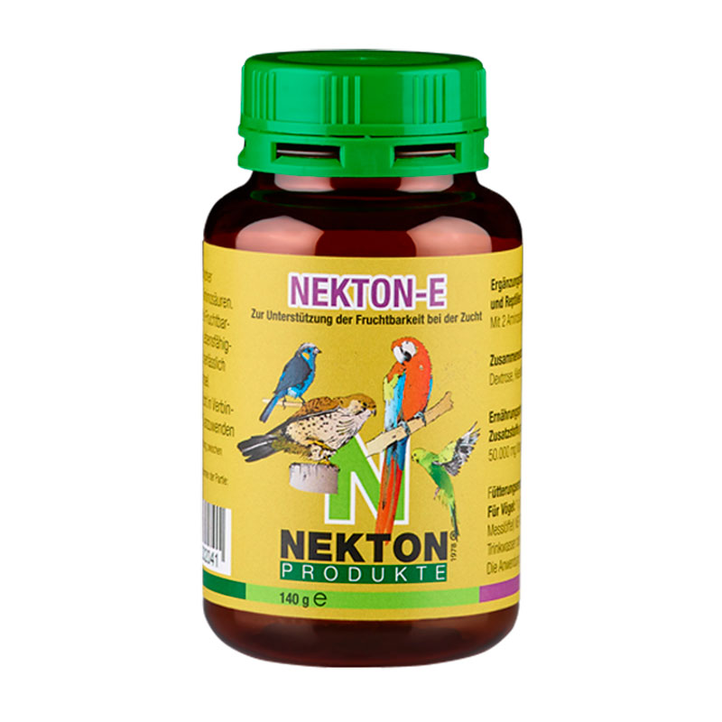 Nekton Vitamin E for Breeding of  Birds and Reptiles