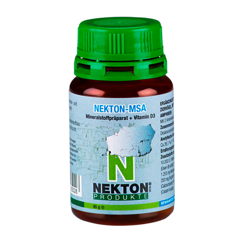 Nekton MSA Minesal Supplement