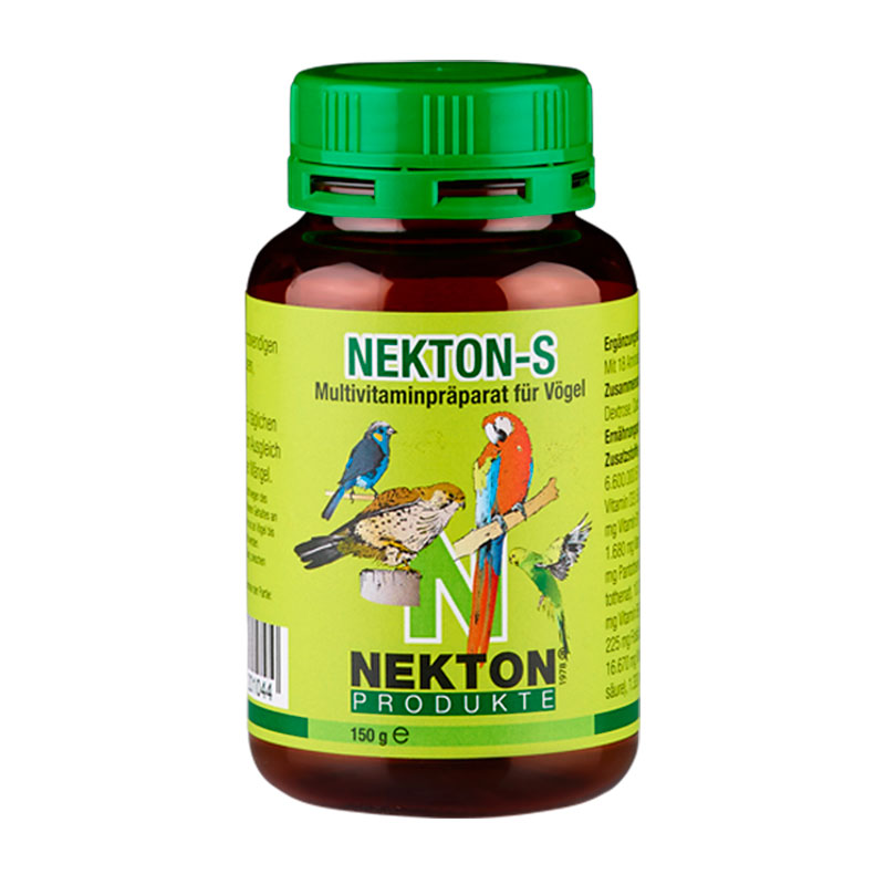Nekton S Vitaminas for Birds
