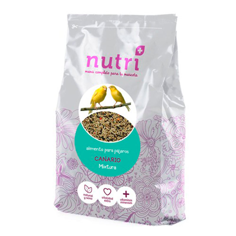 Nutriplus Canary Mixture Bag