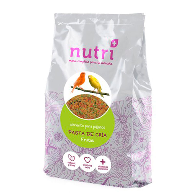 Nutriplus Breeding Paste with Fruits