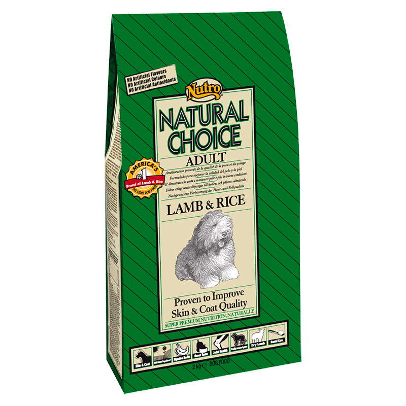 Nutro Choice Adult with Lamb & Rice