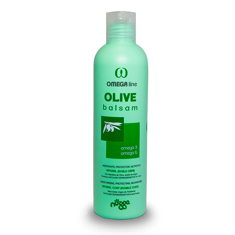 Nogga Balsam Omega with Olive for Double Layer Hair