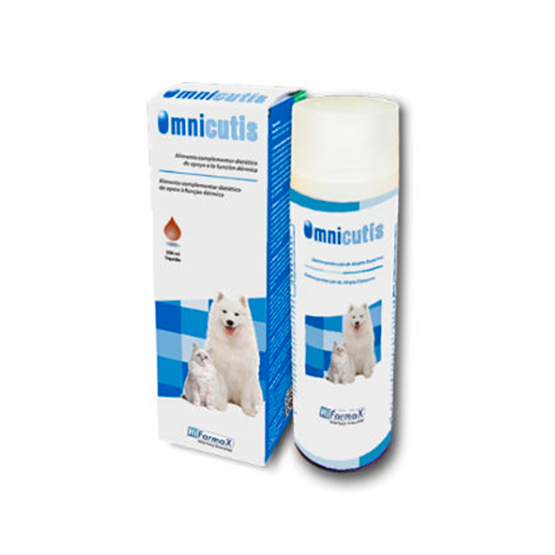 Omnicutis 200ml. Potent and broad-spectrum Dermoprotection.
