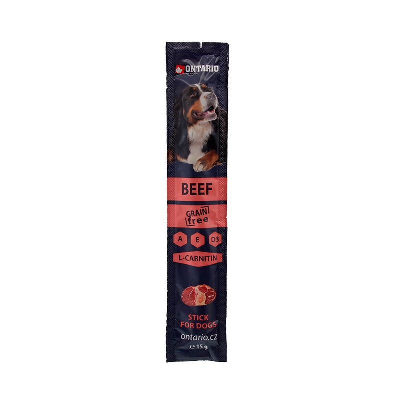 Ontario Stick For Dogs Beef