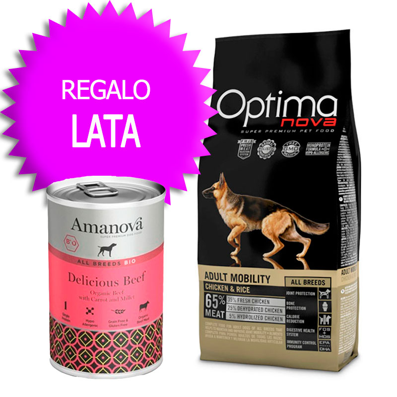Optima Nova Adult All Breeds Mobility