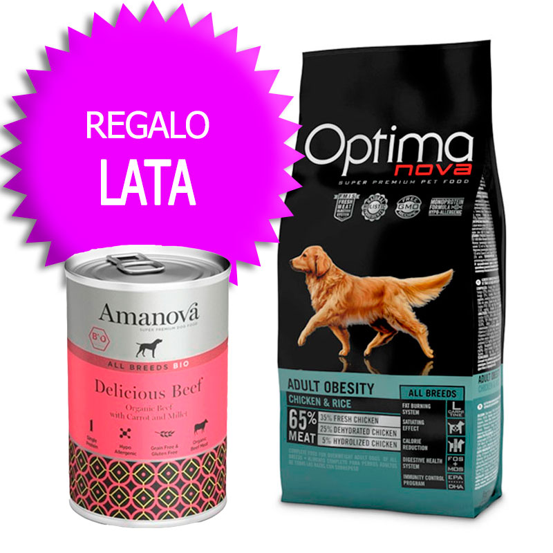 Optima Nova Adult All Breeds Obesity