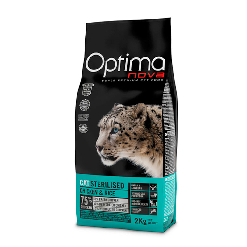 Optima Nova Gato Adult Sterilized