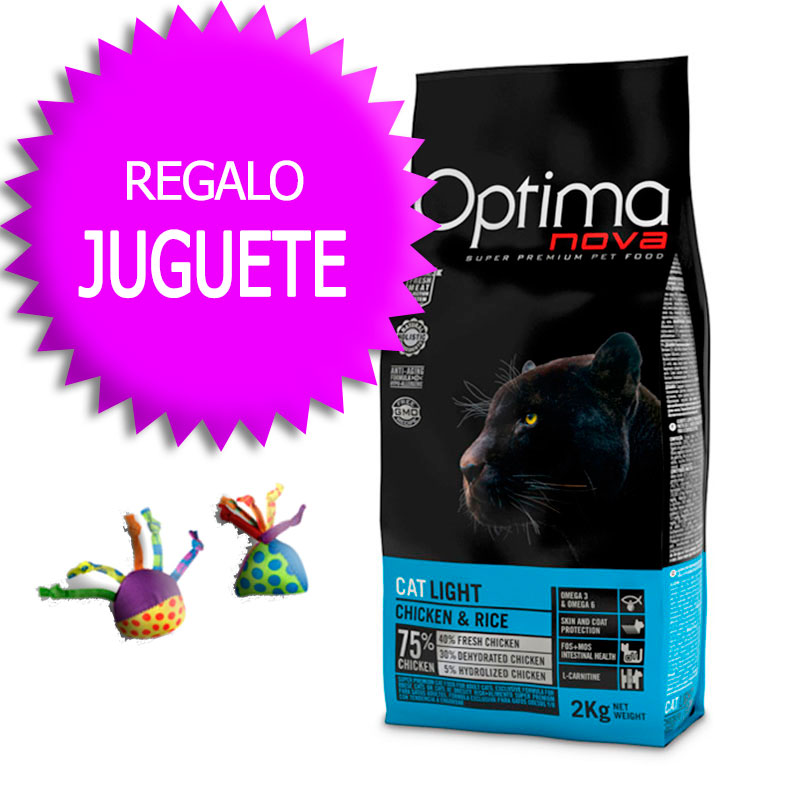 Optima Nova Gato Adult Light