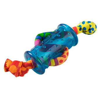 Orka Tube Petstages Rubber Dog Toy