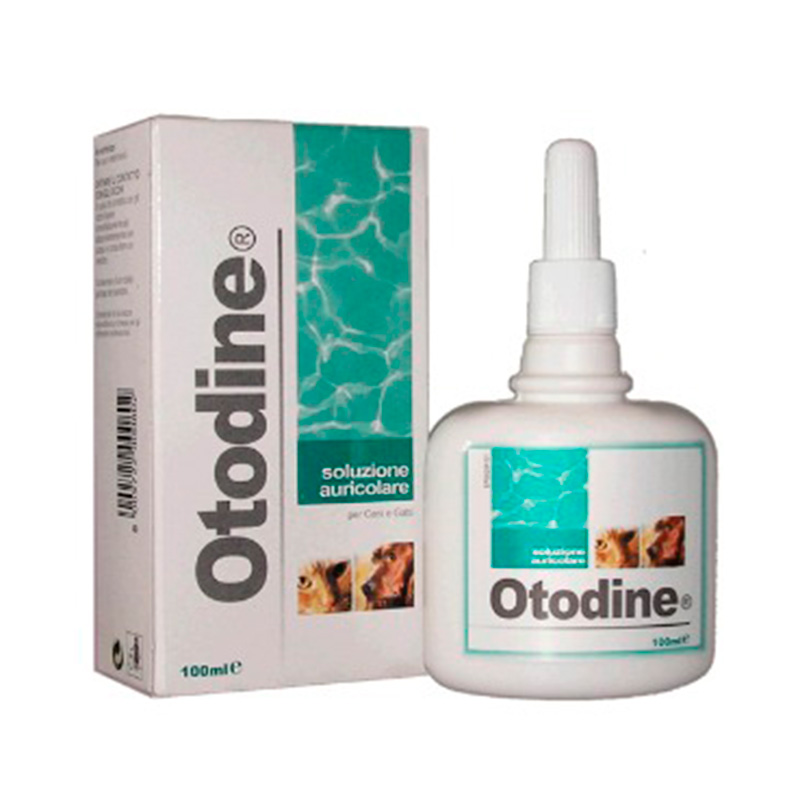 Otodine Ear Cleaner 100ml Fatro