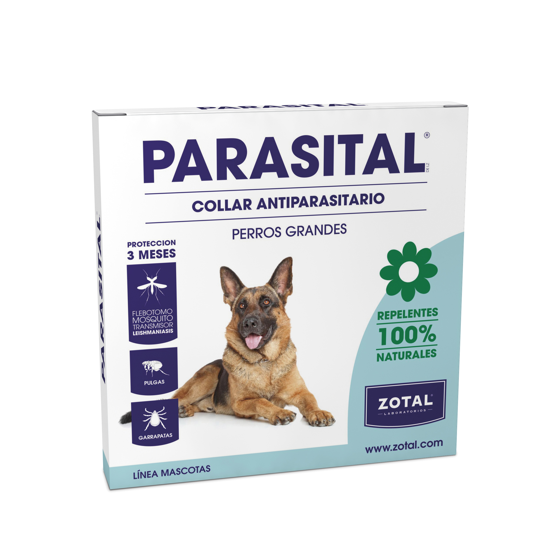 Parasital Antiparasitic Collar for Large Dogs