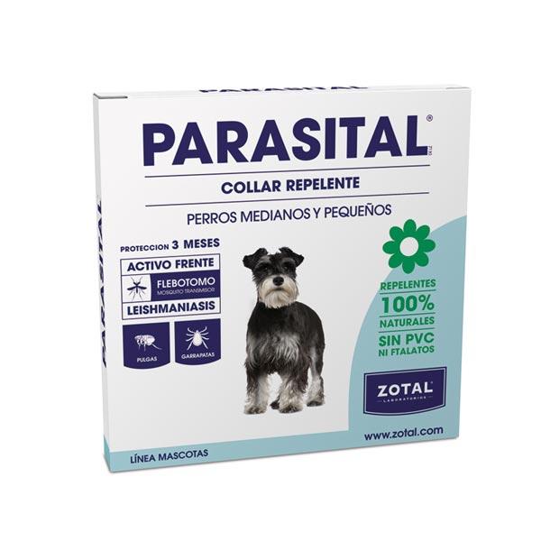 Parasital Antiparasitic Collar for Small and Medium Dogs