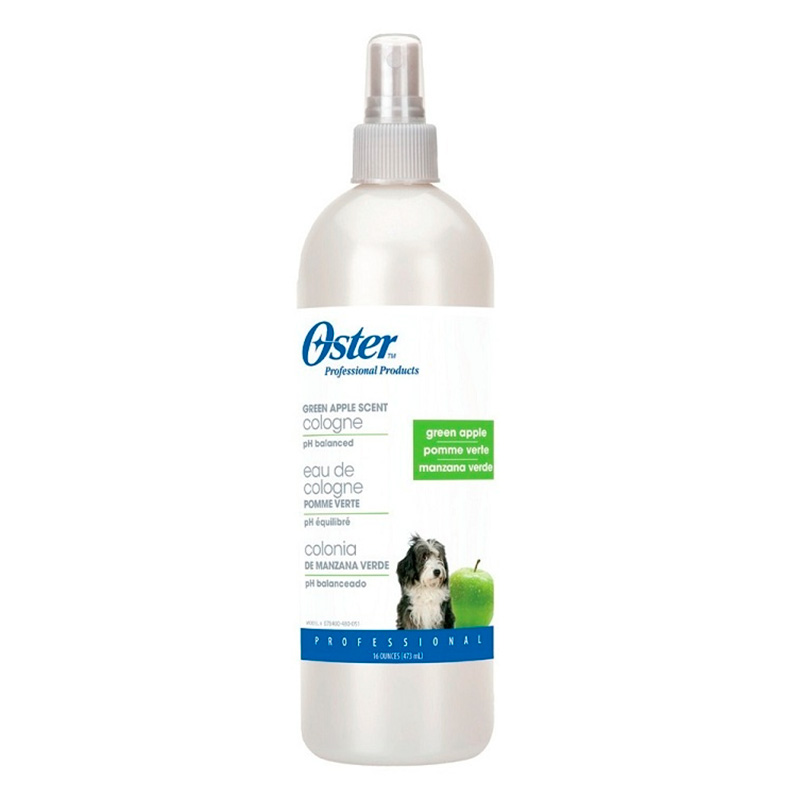 Oster Cologne Dog Green Apple