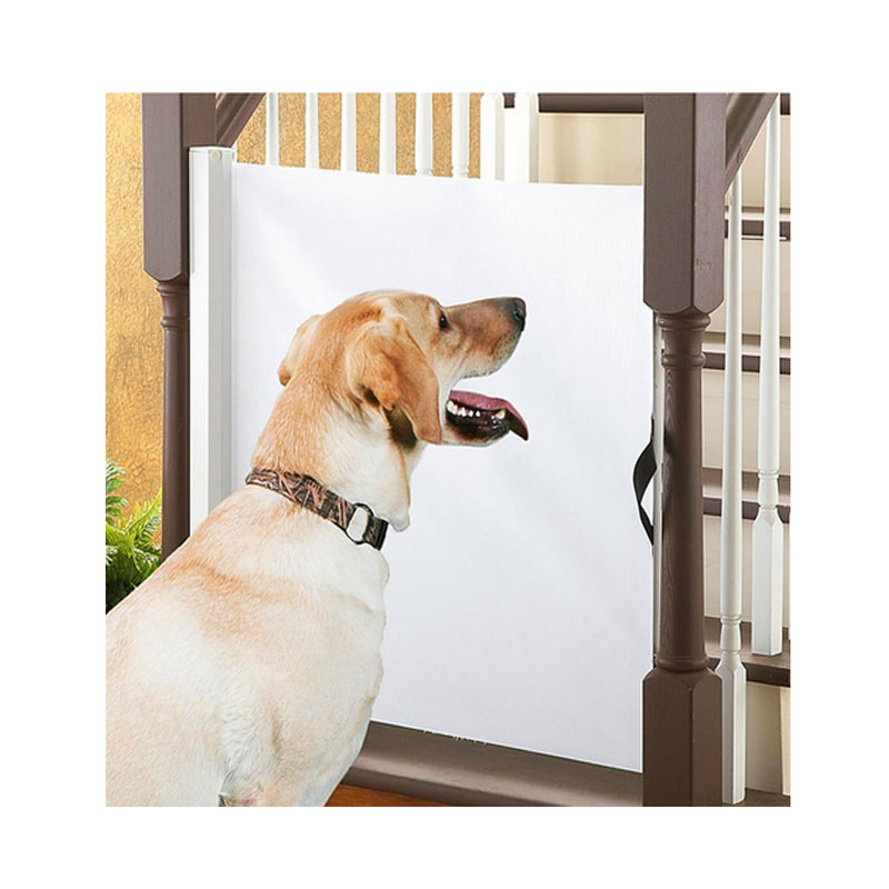 Pet Barrier Retractable Barrier For Pets