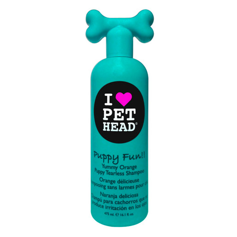Pet Head Puppy Fun Puppy Tearless Shampoo