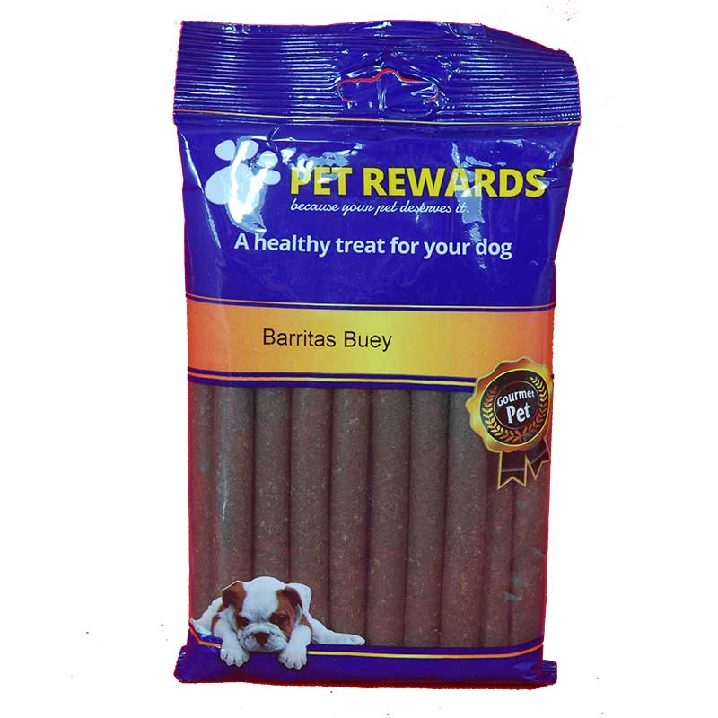 Pet Rewards Snack Dog Beef Sticks