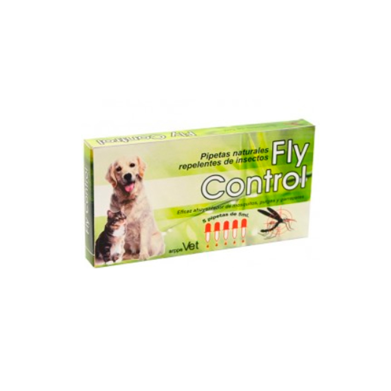 Pipettes Natural Insect Repellent Fly Control