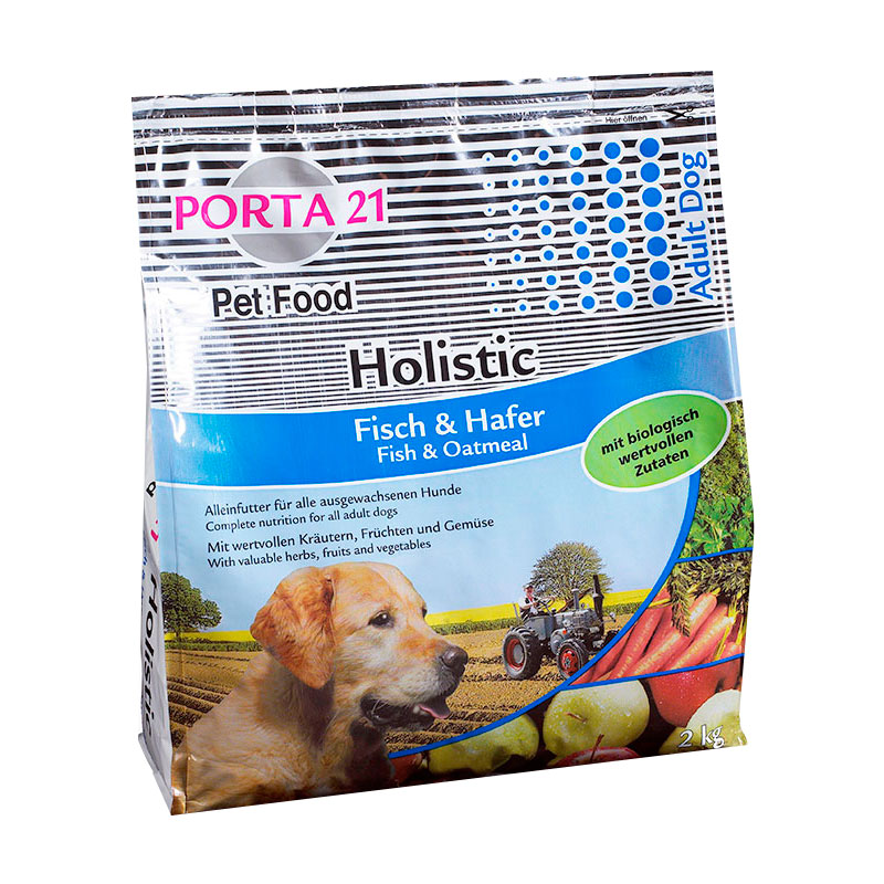 Porta21 Holistic Feed for Dogs Fish & Oat