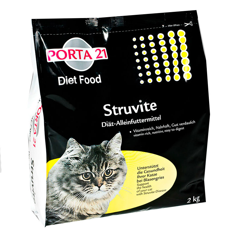 Porta21 Cat Struvite Dietetic