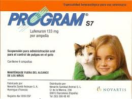 Antiparasitario Program S7 para Gatos. Solucion Oral