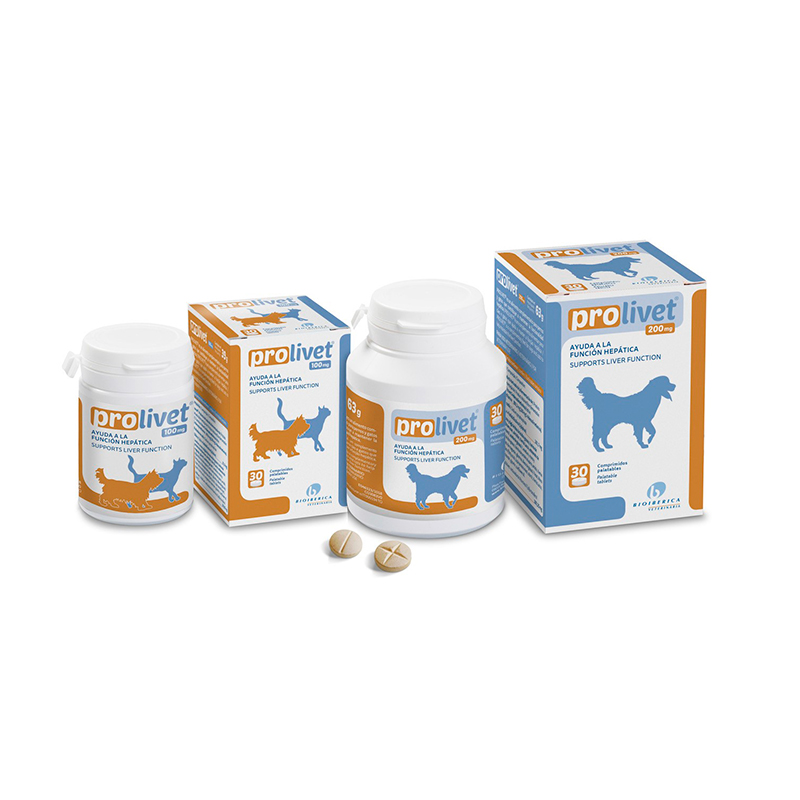 Prolivet for dogs and cats