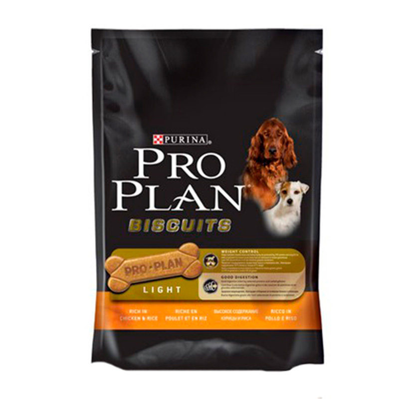 Purina Pro Plan Biscuits Light 400gr