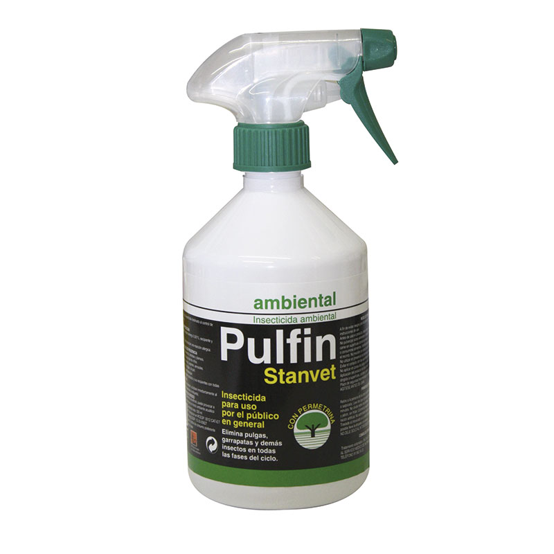 Pulfin Stanvet Environmental. Environmental Insecticide