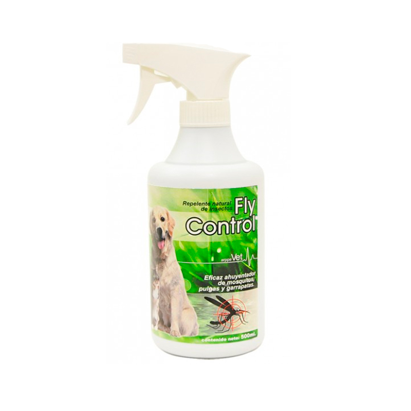 Pulverizador Repelente Natural Fly Control Arppe 500ml