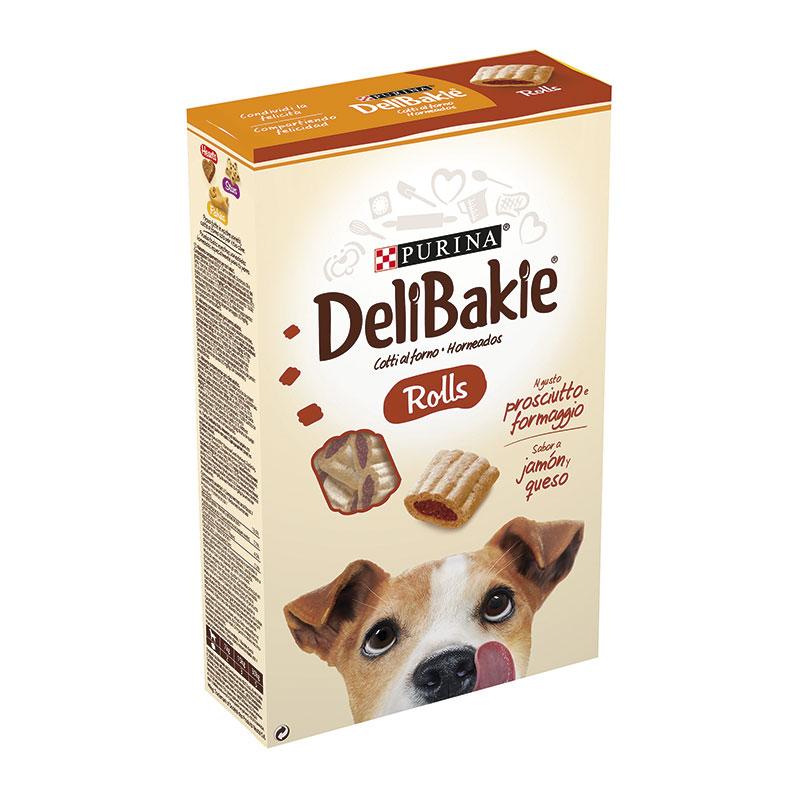 Purina Deli Bakie Rolls Galletas para perros 320gr