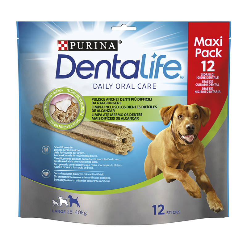 Dentalife Purina large dogs Pack