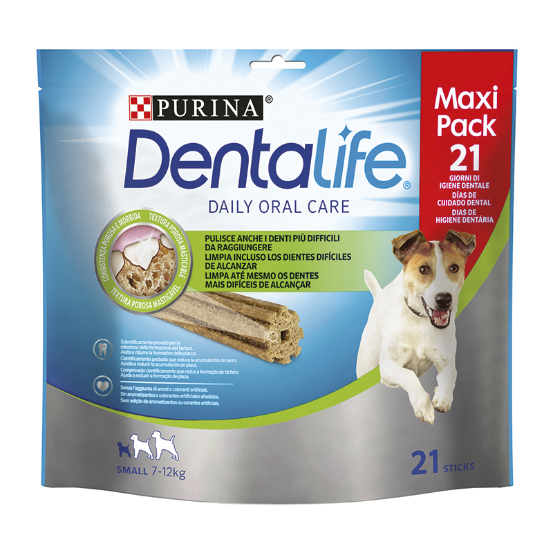 Dentalife Purina small dogs Pack