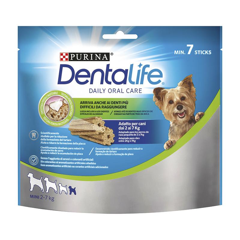 Dentalife Purina extra small dogs