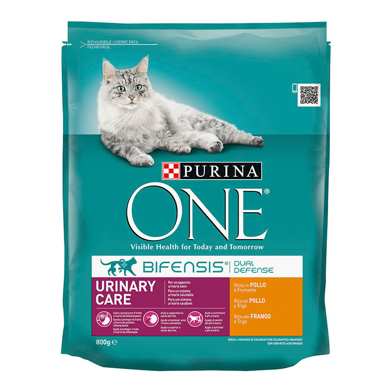 Purina One Adult Cat Urinary Care Chicken & Whole Grain Cereals