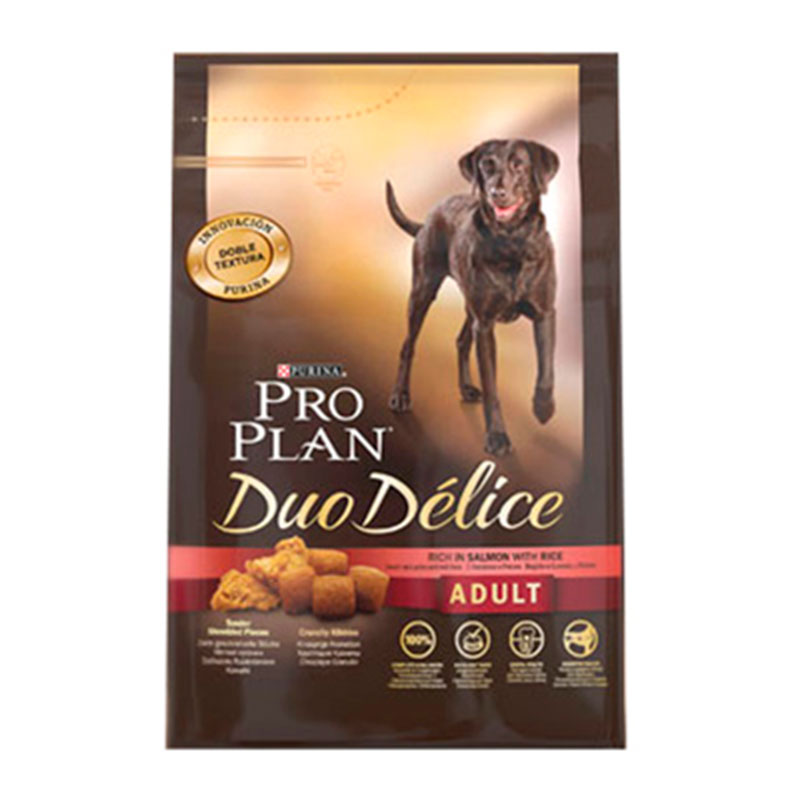 Purina Pro Plan Duo Délice Adult with Salmon