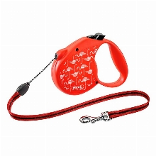 Red Flamingo Cord Extensible Strap