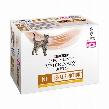 Purina ProPlan Veterinary Diet Feline NF (Renal Function) Chicken Pouch
