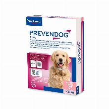 Prevendog Antiparasitic Collar Virbac for dogs of >25kg