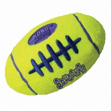 Air Kong Squeaker Football Dog Toy