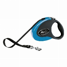 Retractable Leash flexi Collection Blue