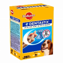 Pedigree Dentastix Medium Breed Multipack 720gr
