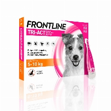 Frontline Tri-Act Spot on for Dogs Total Protection 5-10Kg