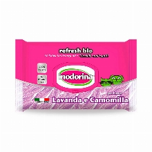 Inodorina Wipes Refresh Bio Lavander & Chamomile