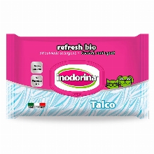 Inodorina Hygienic Wipes Refresh Bio Talc