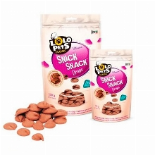 Lolo Pets Snack Drops Chocolate & Vitamins