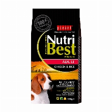 Picart NutriBest Adult Chicken & Rice