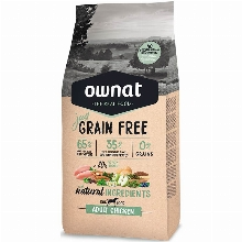 Ownat Just Grain Free Adult Chicken