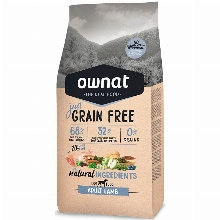 Ownat Just Grain Free Adult Lamb