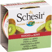 Schesir Can Cat Tuna with Kiwi 75gr